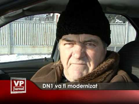 DN1 va fi modernizat