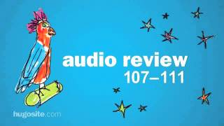 Audio Review 107-111