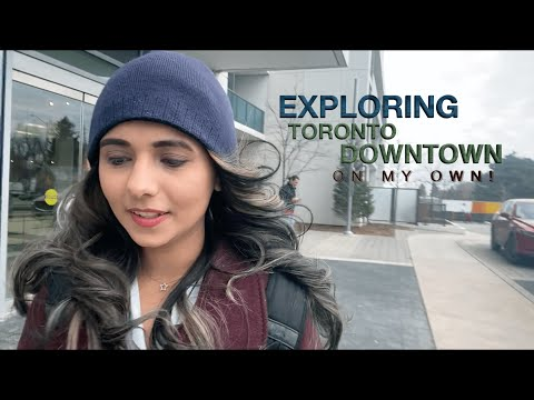 How to get around in Canada | Day out in Toronto