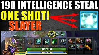 6365 Mana 361 Int One Shot Ultimate | Dota 2 Ability Draft