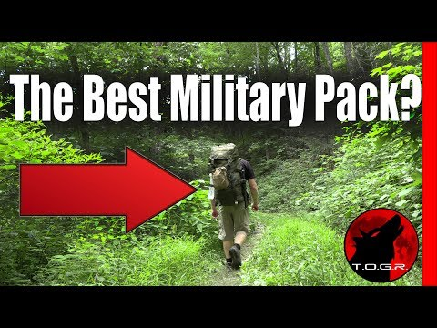 The Best Military Pack On the Market Today? – Savotta Jääkäri L Rucksack