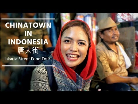 CHINATOWN In INDONESIA - Chinese Street Food Tour In JAKARTA