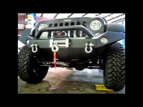 2014 Jeep Wrangler Unlimited Sport 4x4 Lifted!!