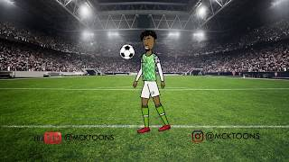 world cup wahala (MCKTOONS)