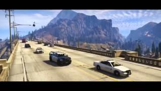 Grand Theft Auto V Bad Boys Music Video