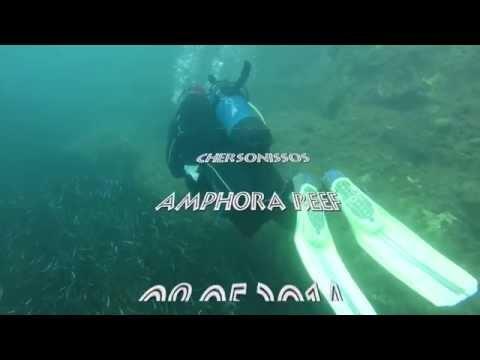 Amphora Reef, Amphora Reef,Bucht von Chersonissos,Griechenland