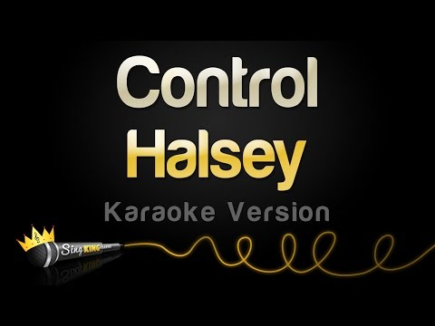 Halsey - Control (Karaoke Version)