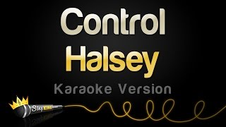 Halsey   Control (Karaoke Version)