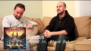 Exodus - Blood In, Blood Out REVIEW [D-Minus Chats]