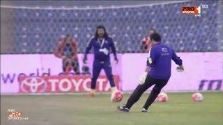 MBC PRO SPORTS - لقطة عبد الله العنزي مع هيجيتا وحركة العقرب