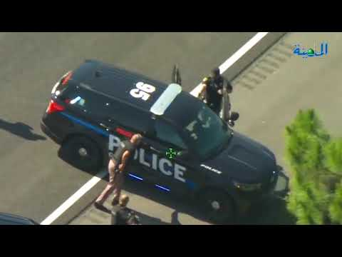 فلوريدا.. سرقة سيارة الشرطة مرتين