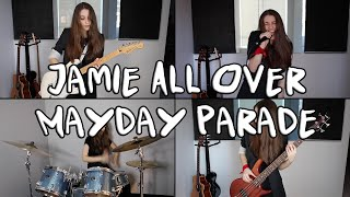 """Jamie All Over"" - Mayday Parade (Cassidy Mackenzie Cover)"
