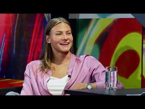2. Barbora Seemanová (8. 10. 2019, Malostranská Beseda) - 7 pádů HD