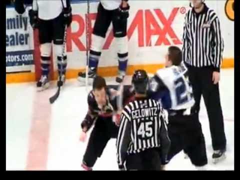 Andy Blanke vs. Kendall McFaull