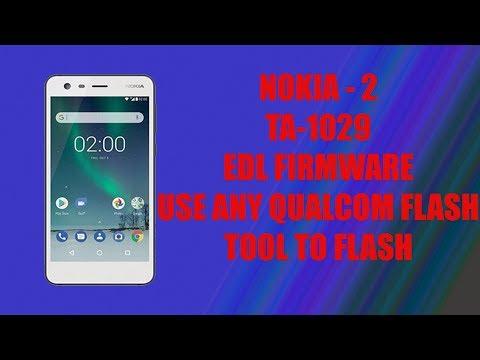 NOKIA 2 TA 1029 FRP REMOVE EDL MODE TEST POINT - смотреть