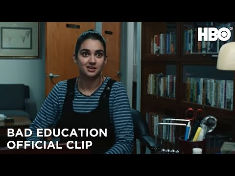 Bad Education Movie Trailer