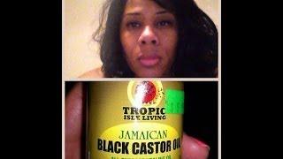 Grow Hair Using JAMAICAN BLACK CASTOR OIL (Review)
