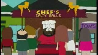 "Chef's ""Chocolate Salty Balls"" Music Video"