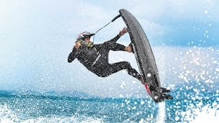 Jet Surfing The New Extreme Sport