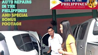 Auto Repairs In The Philippines And Special Bonus Video