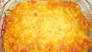 Вкусно -  КАРТОФЕЛЬНАЯ #ЗАПЕКАНКА с Белыми ГРИБАМИ  Картофель по Французски  #Гратен