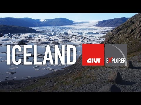 Discovering Iceland by motorcycle means going beyond anything imaginable