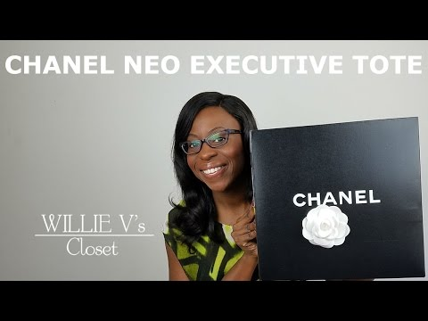 CHANEL Neo Executive Tote