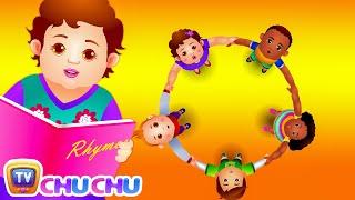 Ringa Ringa Roses   Cartoon Animation Nursery Rhymes & Songs for Children   ChuChu TV