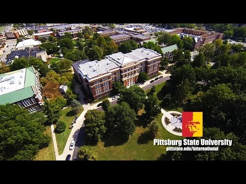 Pittsburg State University - Video tour | StudyCo