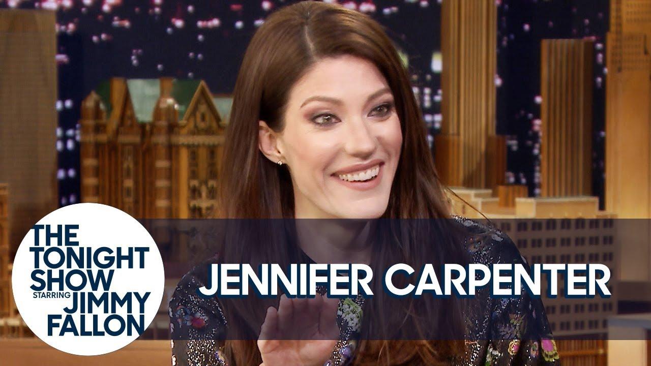 Jennifer Carpenter Attended the Hogwarts of Acting Schools thumbnail