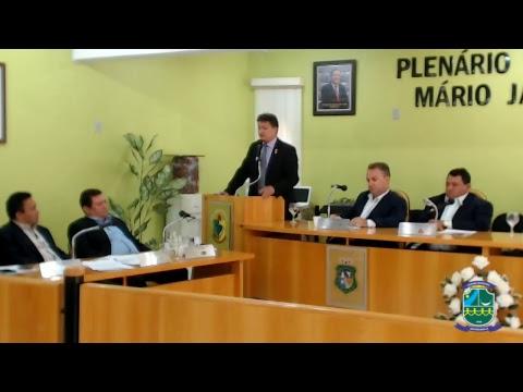 Sessão Ordinaria Camara de Jaguaruana - 10/08/2016