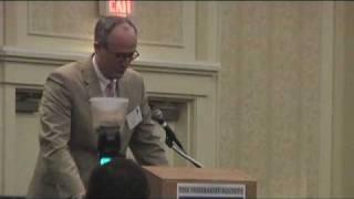 Click to play: 2010 Bator Award Presentation - Event Audio/Video