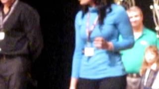 Jordin Sparks Singing Acapella