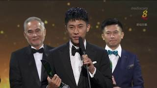Star Awards 2019 - Top 10 Male - Desmond Tan
