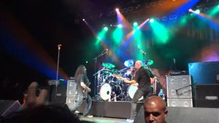 Fates Warning Mike Portnoy 04 DOWN TO THE WIRE 14 04 2012 SP Brasil Sao Paulo 4 14 2012