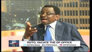 James Orengo: Corruption is budgeted | Point Blank