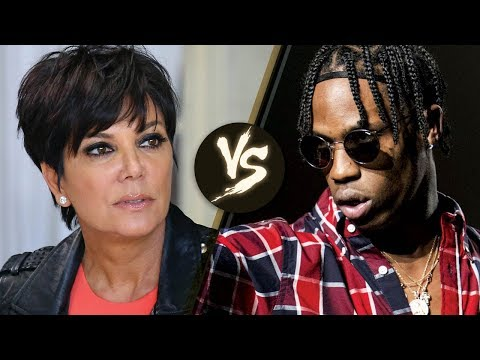 Travis Scott Trying to FORCE Kylie Jenner into Marriage, Kris Says NO!