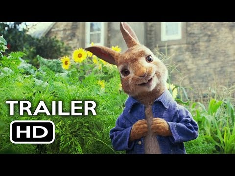Peter Rabbit Movie Picture