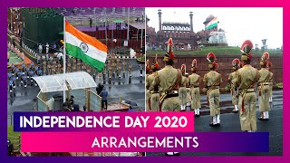 Independence Day 2020: Multilayered Security, Social Distancing, Fewer Guests At Red Fort On Aug 15