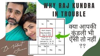 What Happens Next To #rajkundra | Kundali Analysis | Numerology Predicti