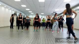 Me Voy, Rombai REMIX DanceFit  Gii Rosales