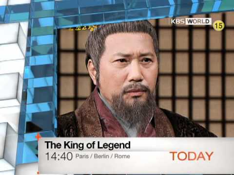 [Today 4/2] The King of Legend - ep.35