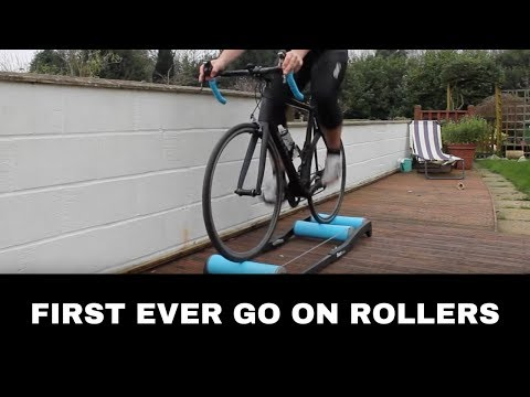 FIRST EVER ATTEMPT at ROLLERS