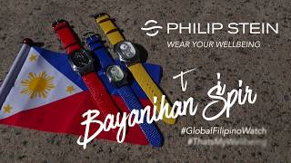 BayanihanXBarkada for Philip Stein: Global Filipino Watch #PHTimeIsNow #GlobalFilipinoJourney