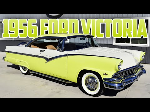 1956 Ford Victoria (CC-1410630) for sale in Greene, Iowa