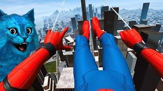 СИМУЛЯТОР ЧЕЛОВЕКА ПАУКА В ВИРТУАЛЬНОЙ РЕАЛЬНОСТИ В ДАЛИ ОТ ДОМА Spider Man Far From Home VR