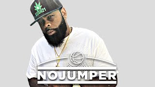 No Jumper - The Crooked I Interview