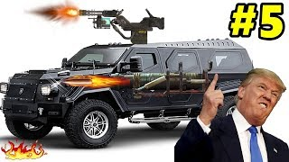 5 MOST POWERFUL ARMORED VEHICLES IN THE WORLD