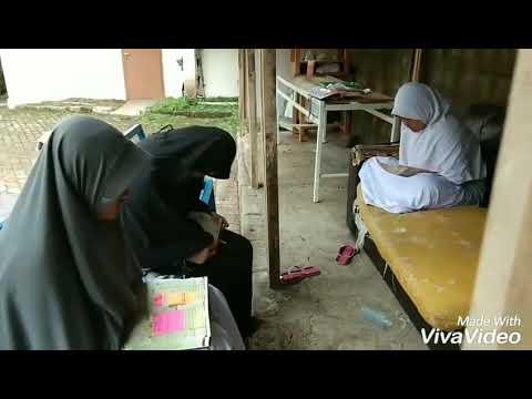 Huffadz Camp V Sekolah Qur'an Indonesia Boarding School Tingkat SMP Bogor Santriwati