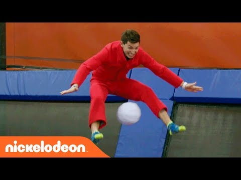 The Dude Perfect Show | 'Expectations vs. Reality' w/ Henry Danger, NRDD & More! | Nick